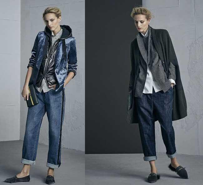 Модные джинсы бойфренды: особенности, с чем носить, кому идут фото 6