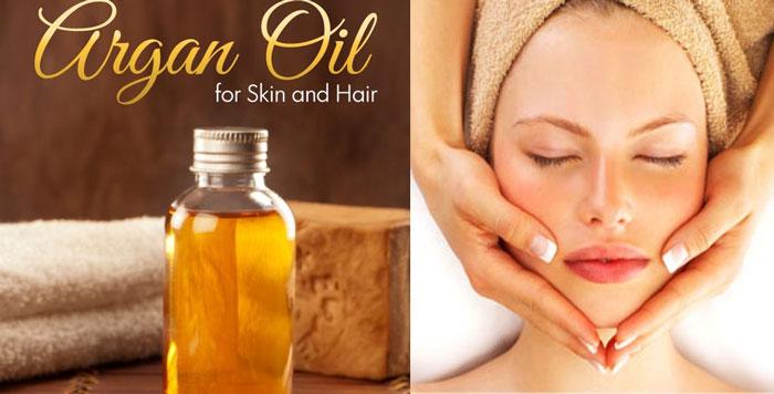 Масло Аргании для лица, волос и тла