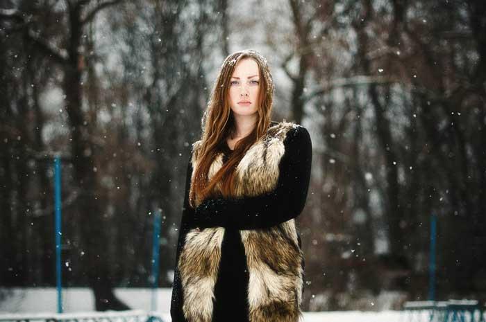 принципы ухода за кожей лица в зимнее время