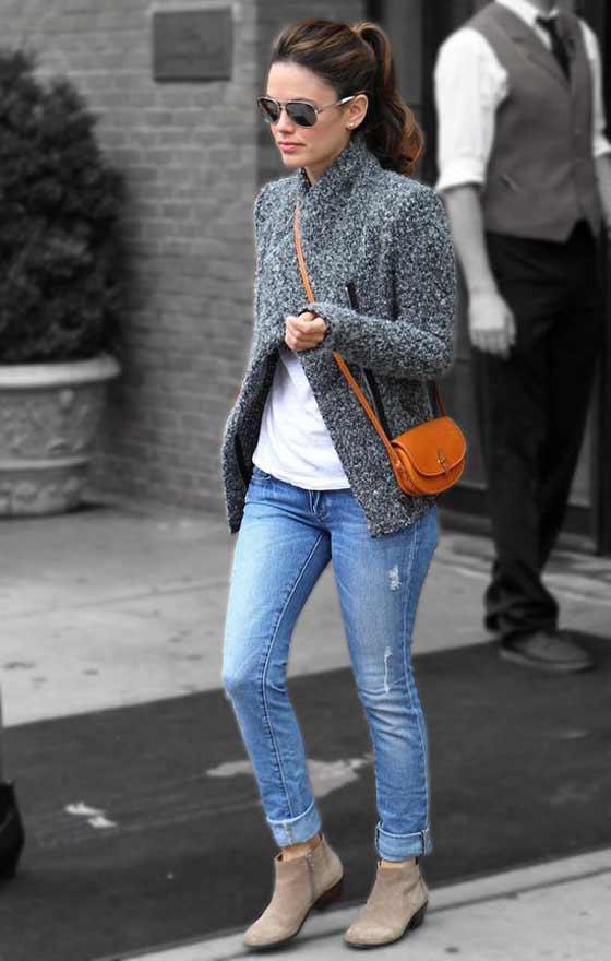 Rachel Bilson джинсы