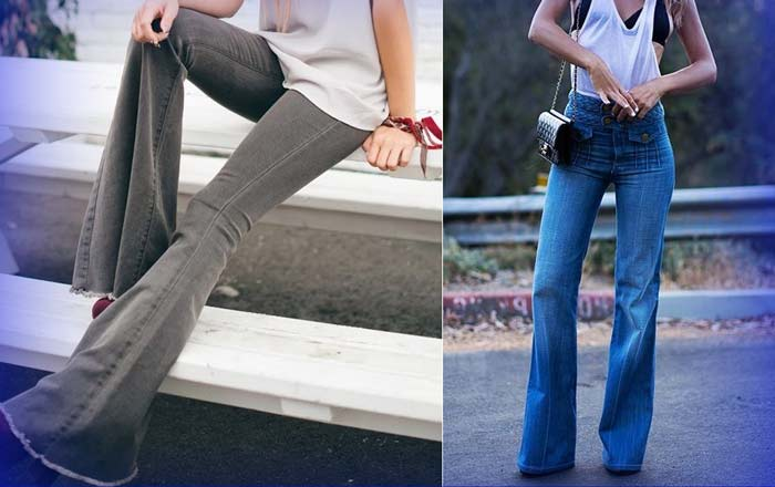 джинсы в гардеробе женщины