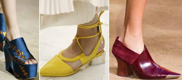 Новинки обуви 2016