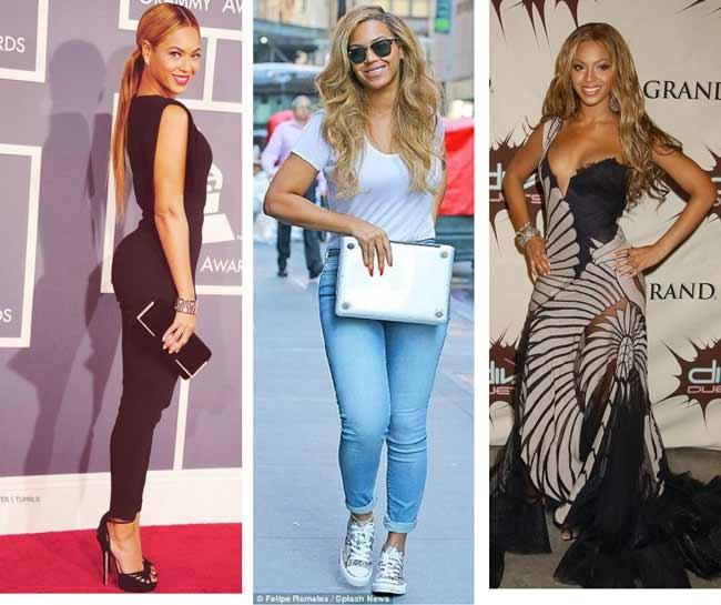 Beyonce похудела