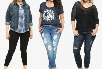4 способа выглядеть шикарно в обтягивающих джинсах девушке с формами