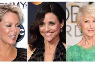 5 лучших причесок для зрелых дам