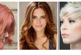 Тенденции модные для волос