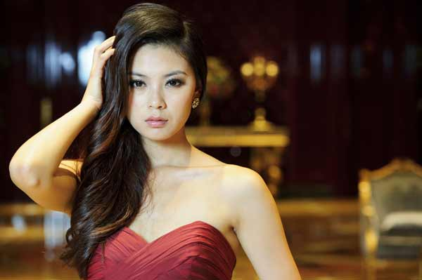 Красота волос по-китайски