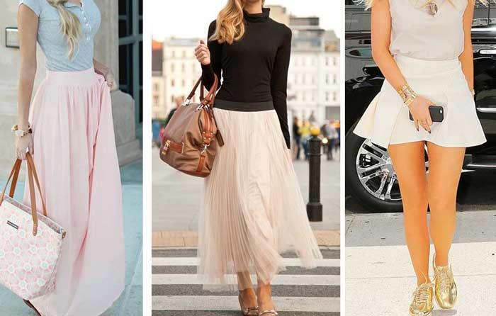 Чем короче юбка длиннее каблук
