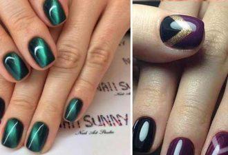 Как визуально увеличить длину ногтей