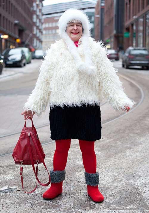 Стоит одеваться по возрасту