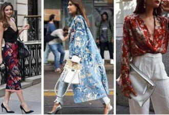 6 стильных способов включить цветочный принт в гардероб