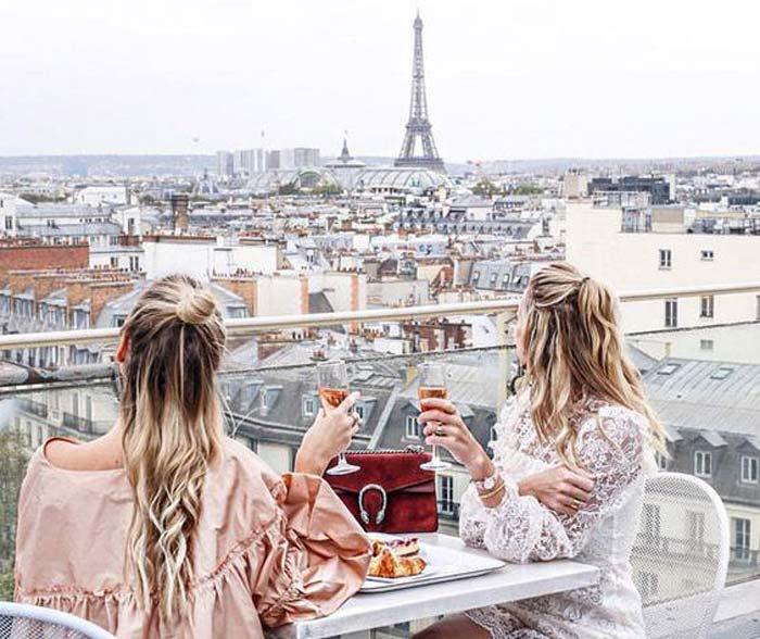 Paris-style особенности