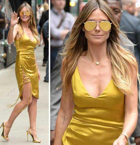 Цвет богатства и оптимизма: кому идет и с чем носить желтый цвет в одежде