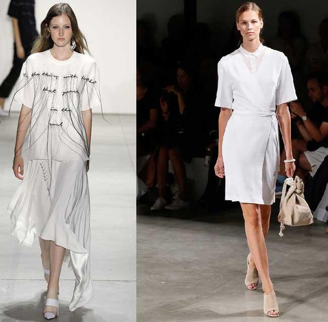 15 изумительных маленьких платьев для жарких дней. Модные варианты