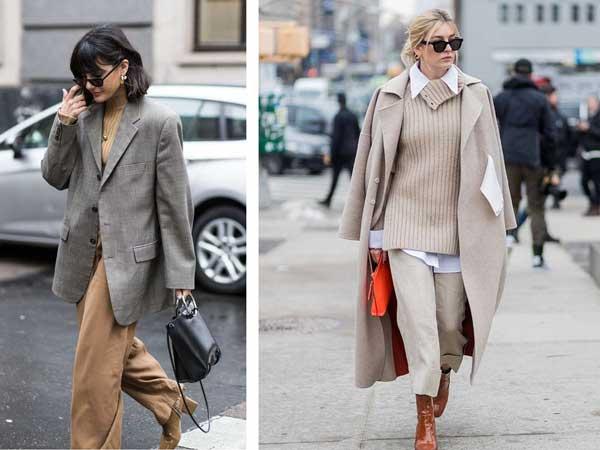 Универсальный и всегда модный: кофейный цвет обуви. Лучшие образы