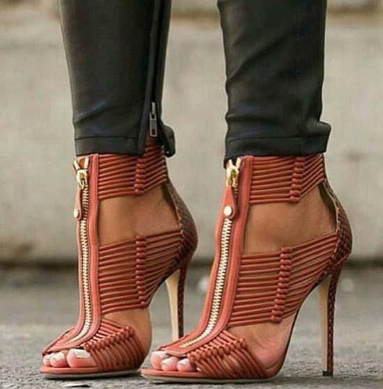 Высокие каблуки на каждый день