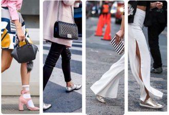 Топ 5 пар обуви которые в тренде весна-лето 2017