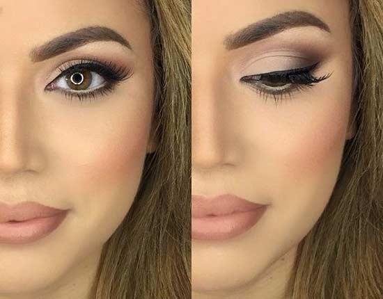 Make-up anti-aging
