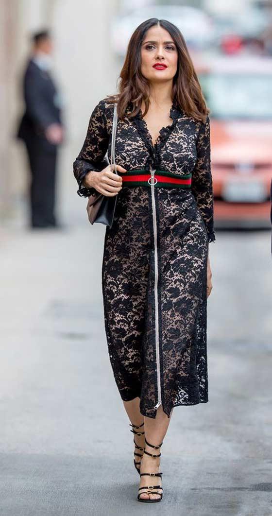 Платье Salma Hayek