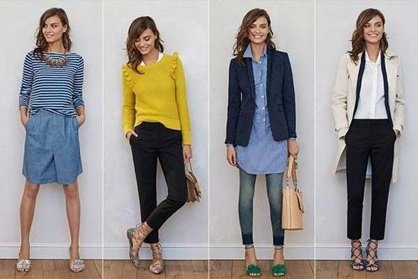 Правила составления гардероба, что с чем носить и комплектовать