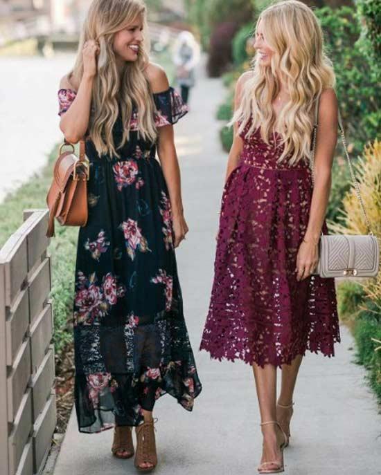Топ платьев на лето