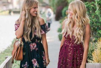 Топ платьев для лета модные модели, образы и идеи