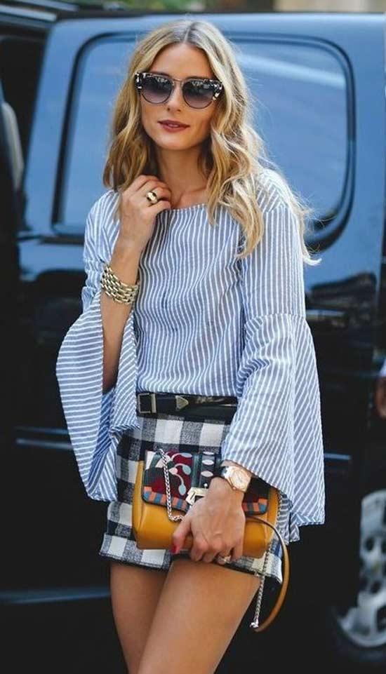 Стильный look Olivia Palermo