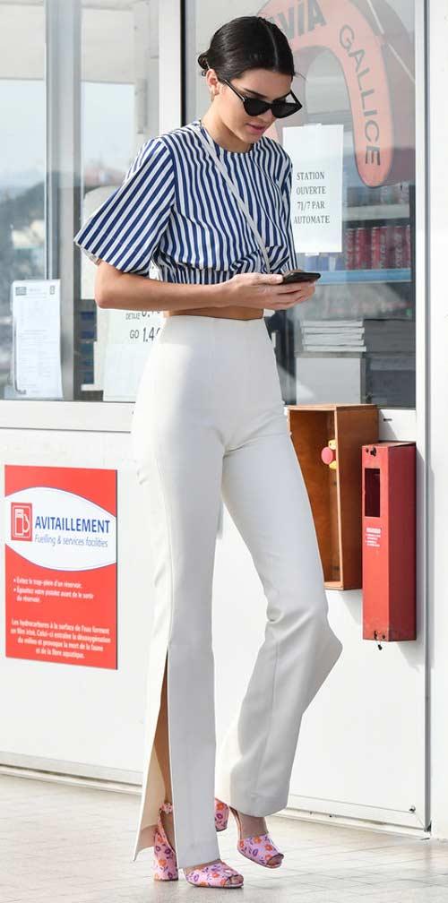 Kendall-Jenner стиль