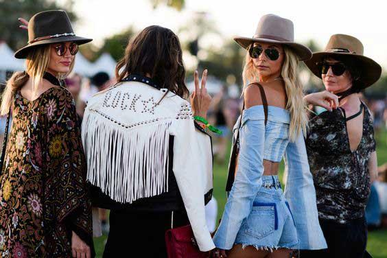 Street Style Coachella 2017