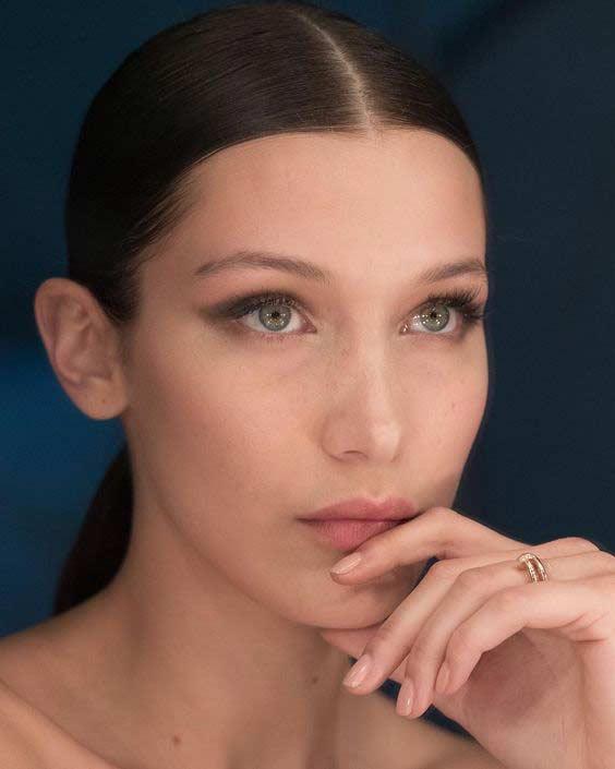 Белла Хадид макияж 2017