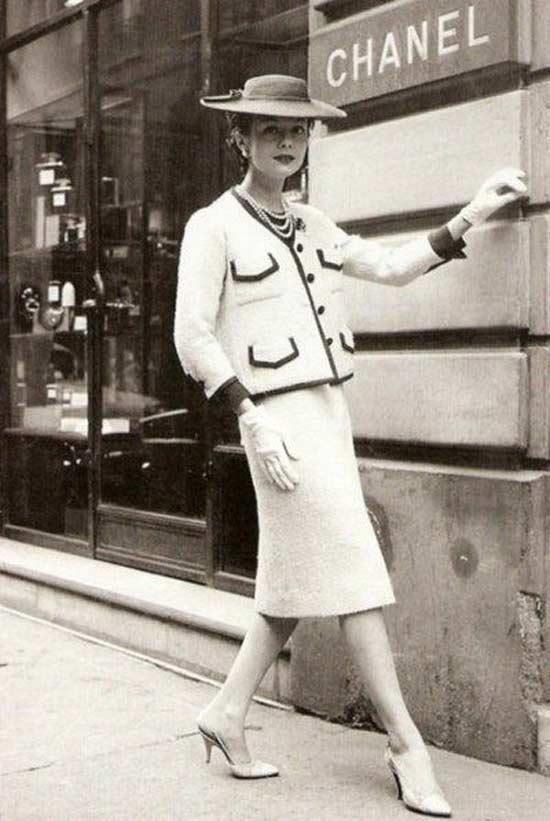 1954, Шанель