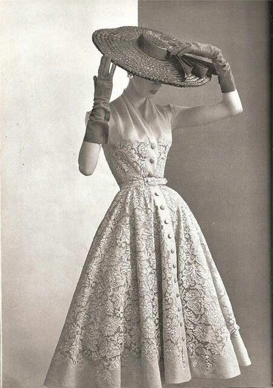 "Dior ""New look"" 1947"