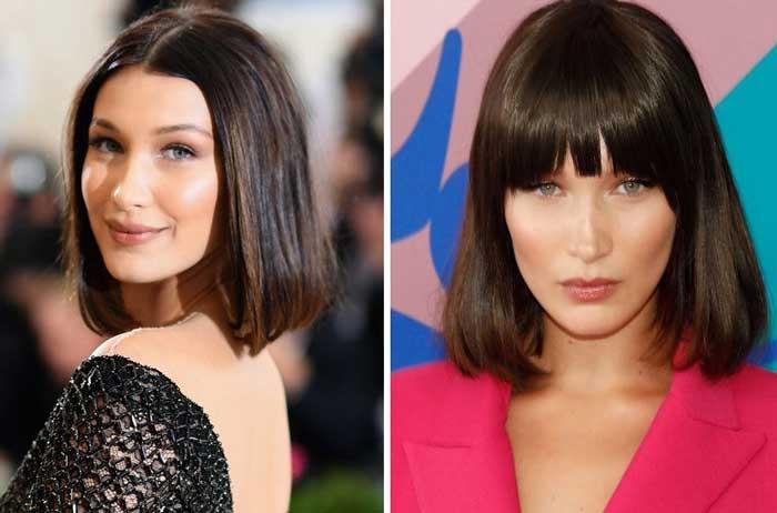 Окрашивание тренд - контуринг волос