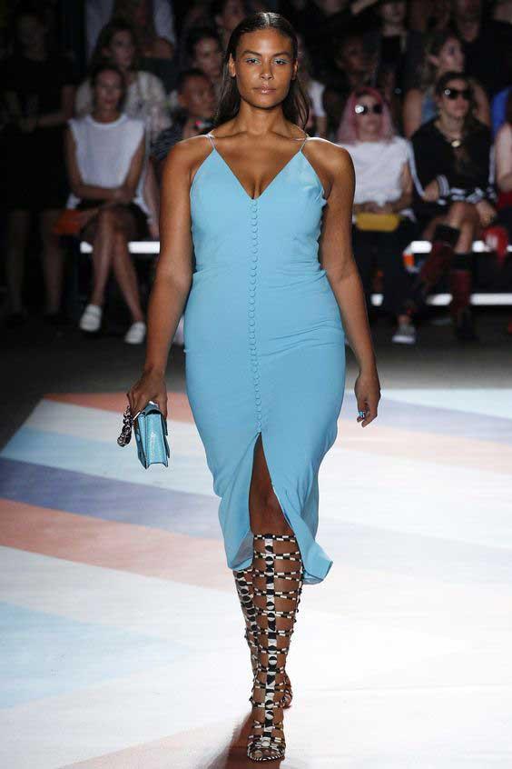 Обтягивающее платье XL