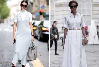 Базовые платья