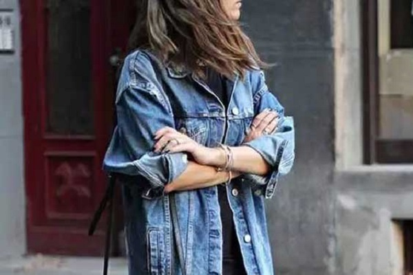 Джинсовая куртка: 7 признаков модной вещи, примеры и образы