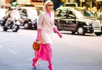 Образы с недели моды в Лондоне 2018