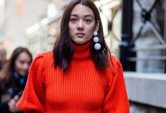 Модный свитер 2017