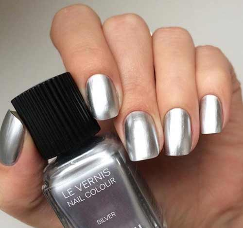 Chanel Silver