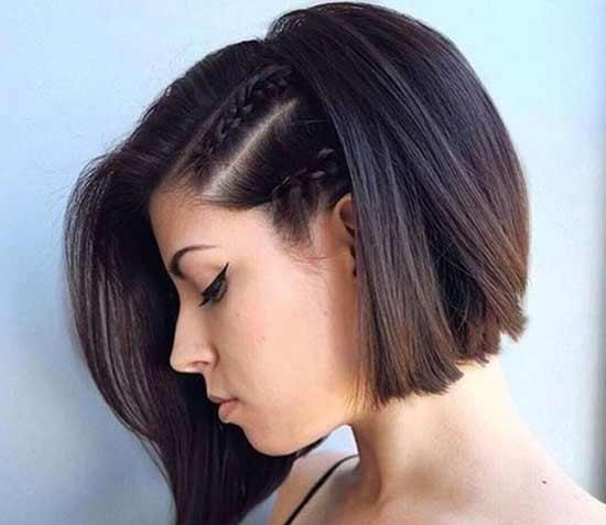 Асимметричные косы