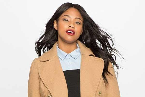 Пальто V-вырез, 8 секретов стройного модного образа
