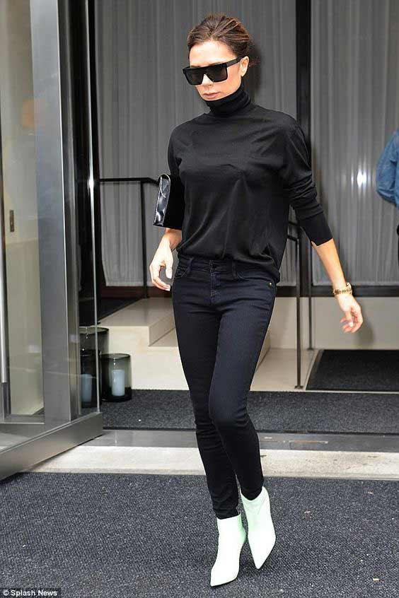 Victoria Beckham октябрь 2017