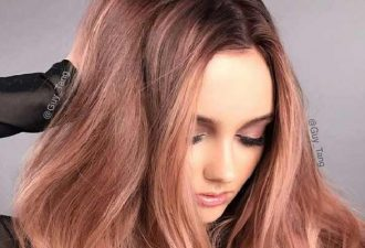 Самые трендовые окрашивания волос 2017-2018