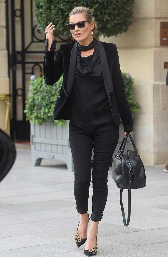 Кейт Мосс икона стиля 21 века