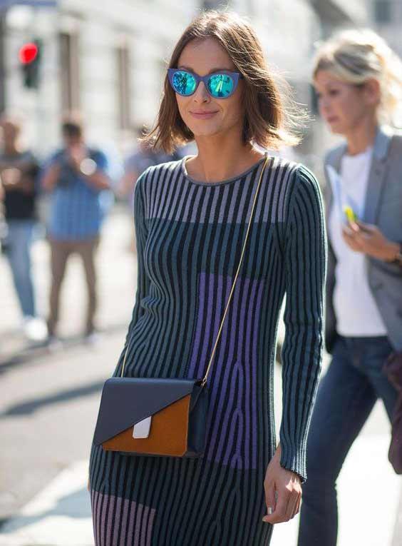 Обтягивающее платье свитер 2018