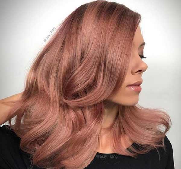 Hair Besties модный цвет волос 2018