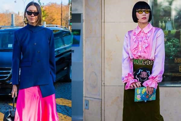 Модные юбки осень-зима 2018