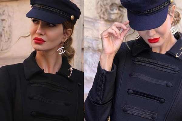 Стиль и образы Жаклин - модной бабушки из Италии