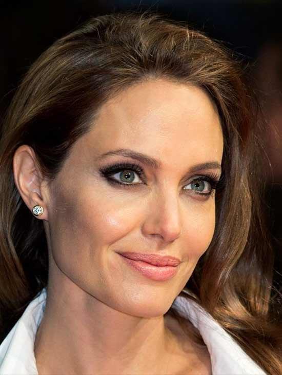 Джоли макияж