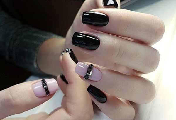 Маникюр под браслет (bracelet nails): необычные идеи